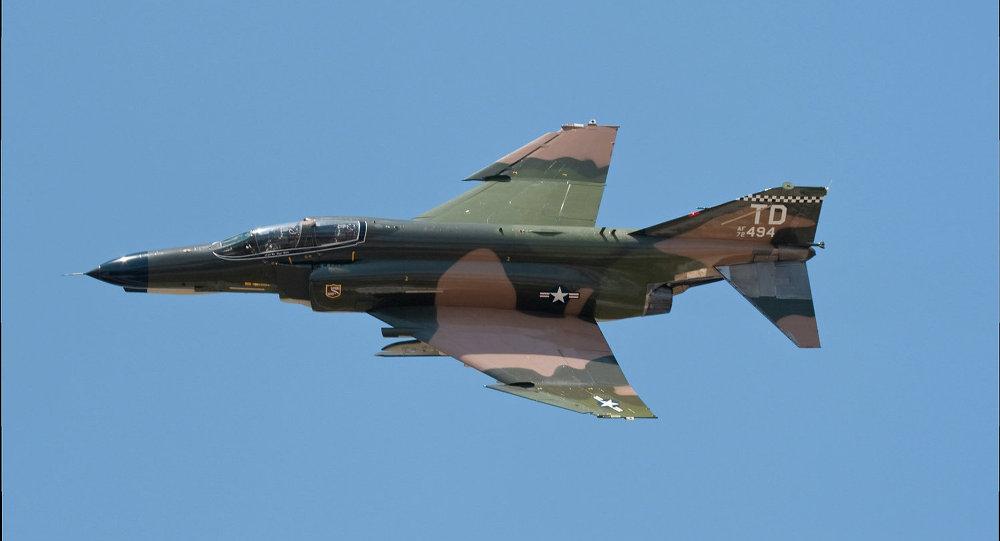 Истребитель F-4 Phantom