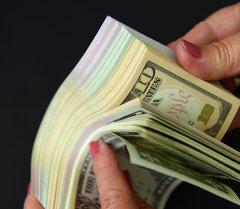 Доллар купюрасы. Архив