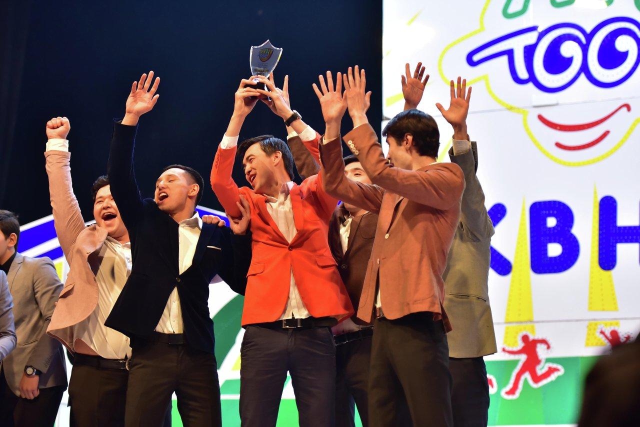 Обладателями кубка стали гости из Алматы команда «Эксклюзив»