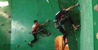 Чемпионат ЦА по спортивному скалолазанию