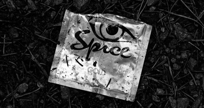 Курительная смесь Спайс