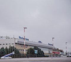 Эл аралык Манас аэрропорту. Архив