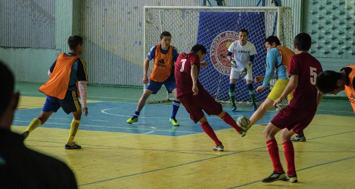 Футбольные клубы в Бишкеке
