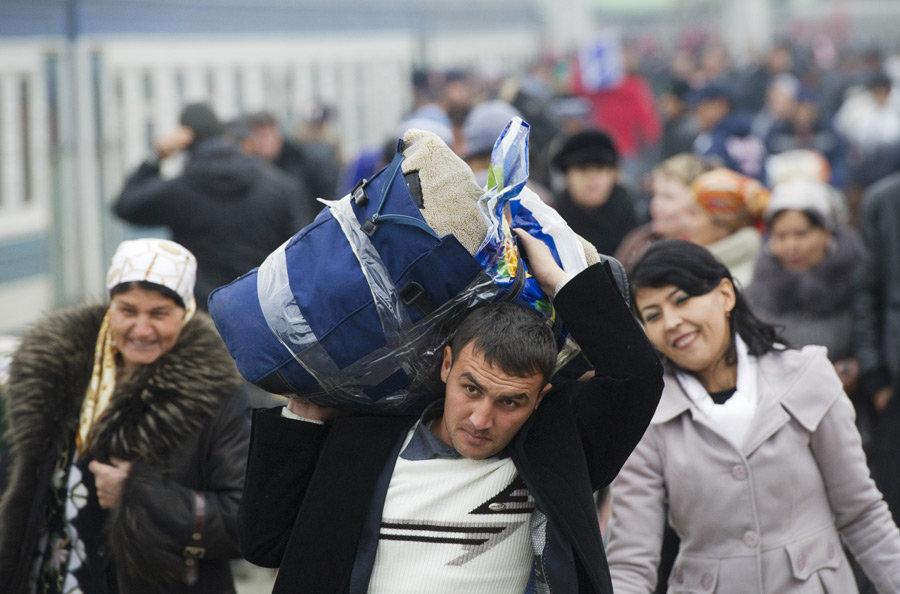 Минсоцразвития поучаствует в проекте по развитию миграционной политики