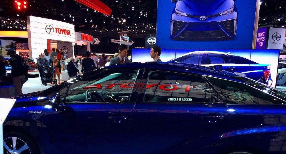 Новая Toyota Mirai — Новый преемник Prius.
