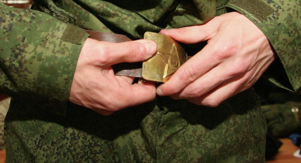 Прием призывников в Балтийский флот ВМФ России