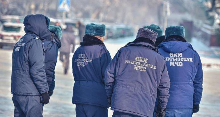 Министерство чрезвычайных ситуаций Кыргызской республики