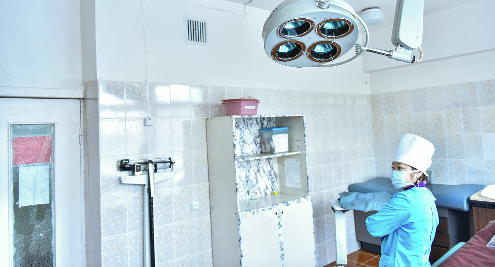 Операционная комната. Архивное фото