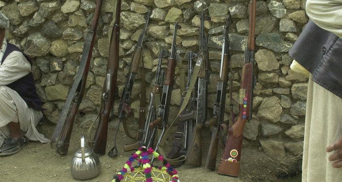 Оружие в Пакистане