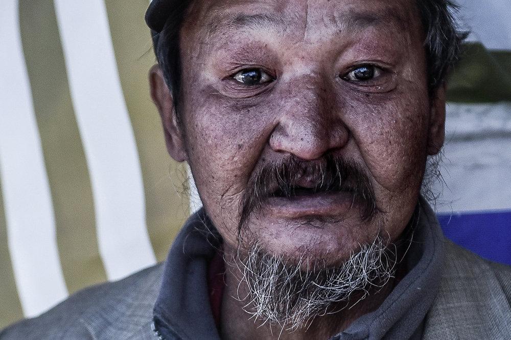 В приюте постоянно проживают до 70 человек.