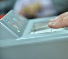 Екатеринбургдагы кыргызстандыктар биометрикалык маалыматын активдүү тапшырышты