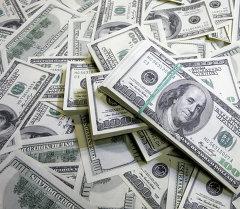 Доллар. Архивное фото