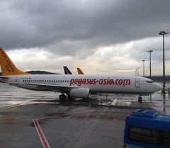 Пассажирский самолет Боинг-737-800
