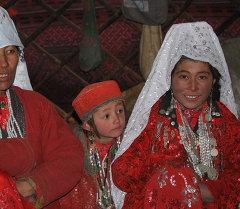 Жизнь и быт памирских кыргызов