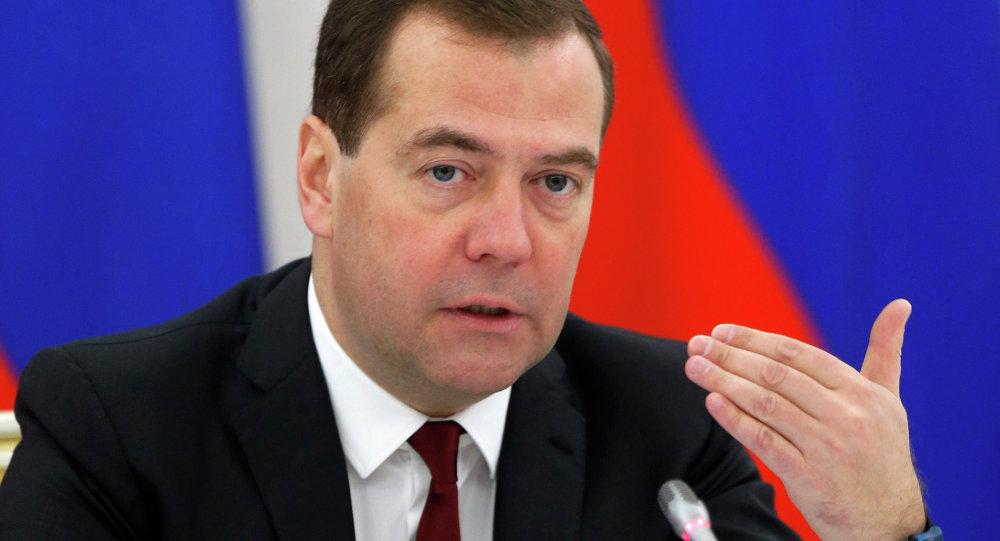 Д.Медведев провел заседание Консультативного совета по иностранным инвестициям в РФ