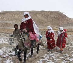 Памирдеги кыргыздар. Архив