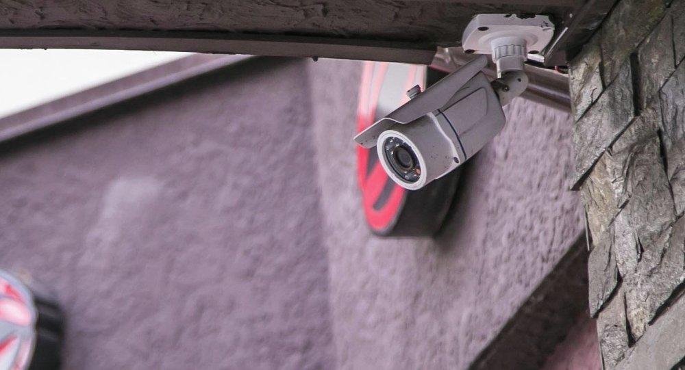 Камера внешнего видеонаблюдения