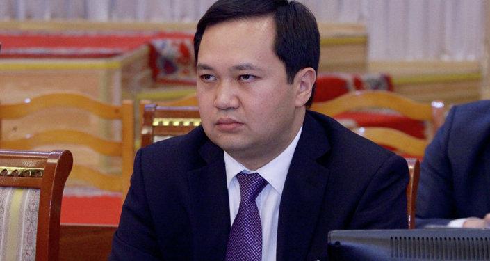 Айбек Азыранкулов