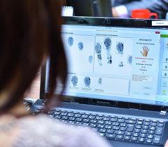 Сбор биометрических данных
