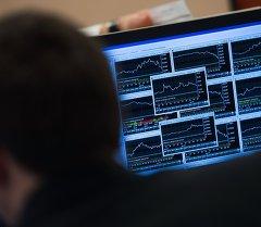 Архив: московская биржа