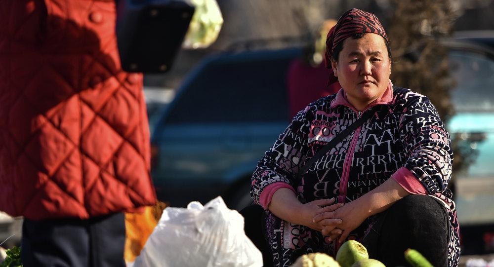 Сельхозярмарки в Бишкеке. Архивное фото