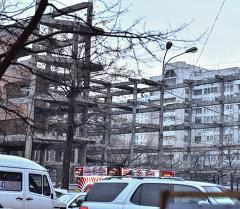 Долгострой на Киевской — Абдрахманова