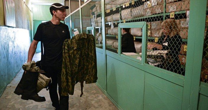 Военные сборы военнослужащих запаса в Новосибирске
