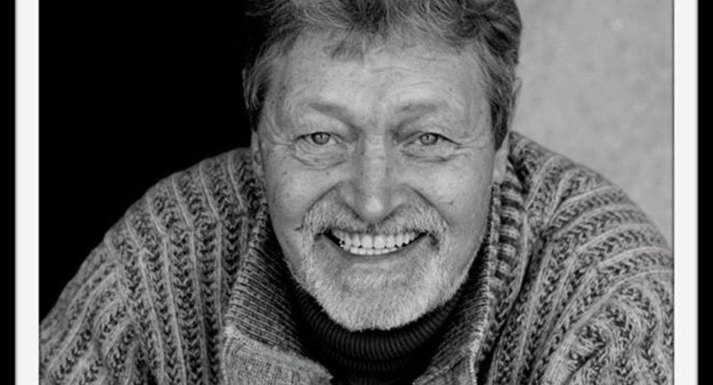 Заслуженный артист Кыргызской Республики Александр Романович Балбекин
