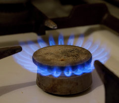 В некоторых районах Бишкека почти на неделю отключат газ
