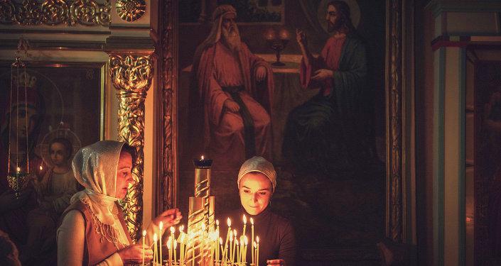 Православные христиане отмечают Рождество Христово — второй по значимости после Пасхи праздник для верующих.