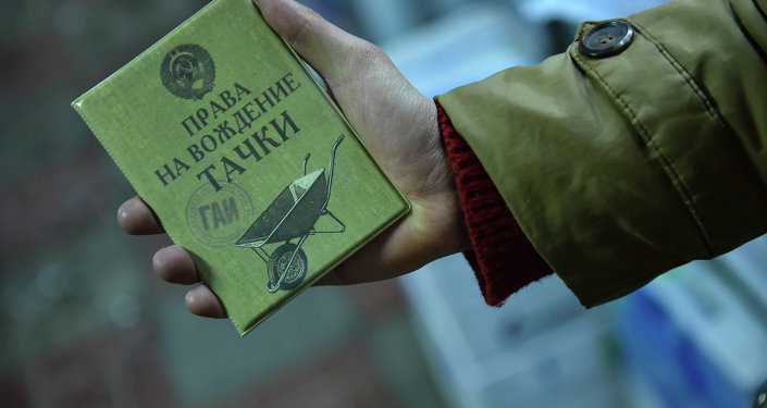 В РФ не признаются кыргызстанские водительские права, жалуются мигранты