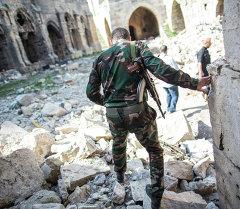 Согушчан аскер Сирияда. Архив