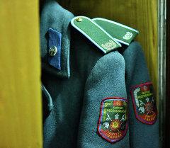 Улуттук гвардиянын формасы. Архив