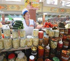 Архив: торговля соленьями и овощными консервами