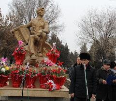 В городе Ош прошли мероприятия ко дню рождения композитора Абдыкадырова