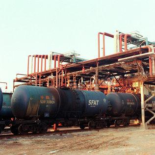 Волгоградский нефтеперерабатывающий завод