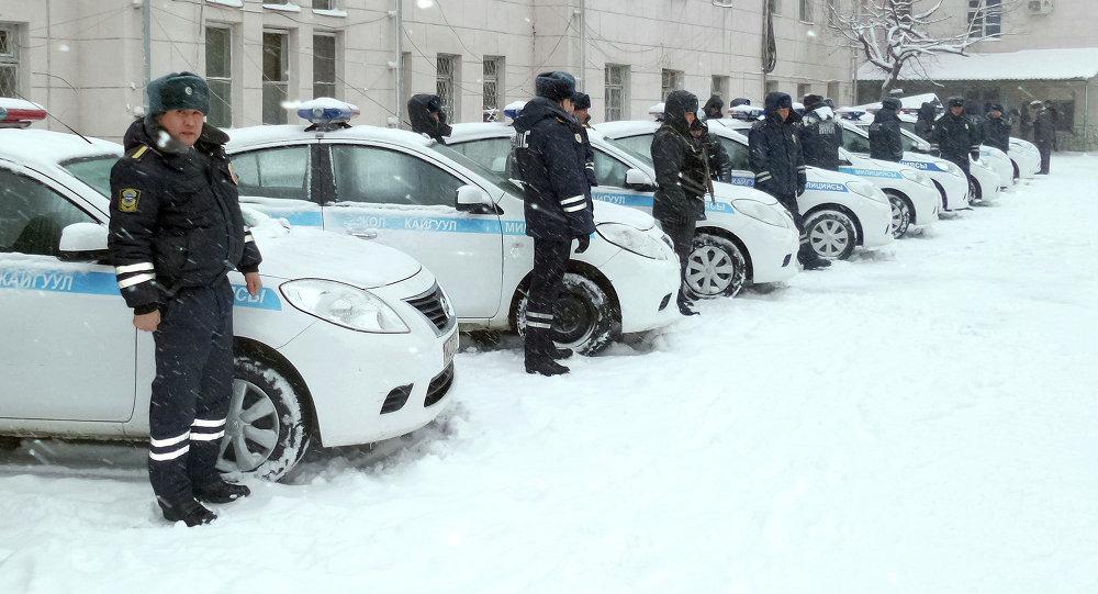 Спецбатальон ГУВД получил 10 авто и видеорегистраторы
