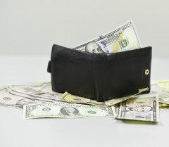 Доллар акча купюрасы. Архив