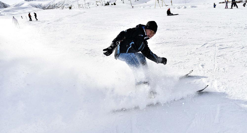 Лыжная база ЗИЛ