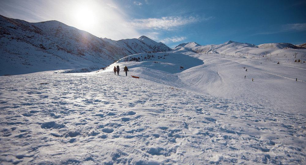 Где есть снег горнолыжки