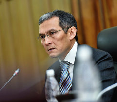 Премьер-министр КР Джоомарт Оторбаев