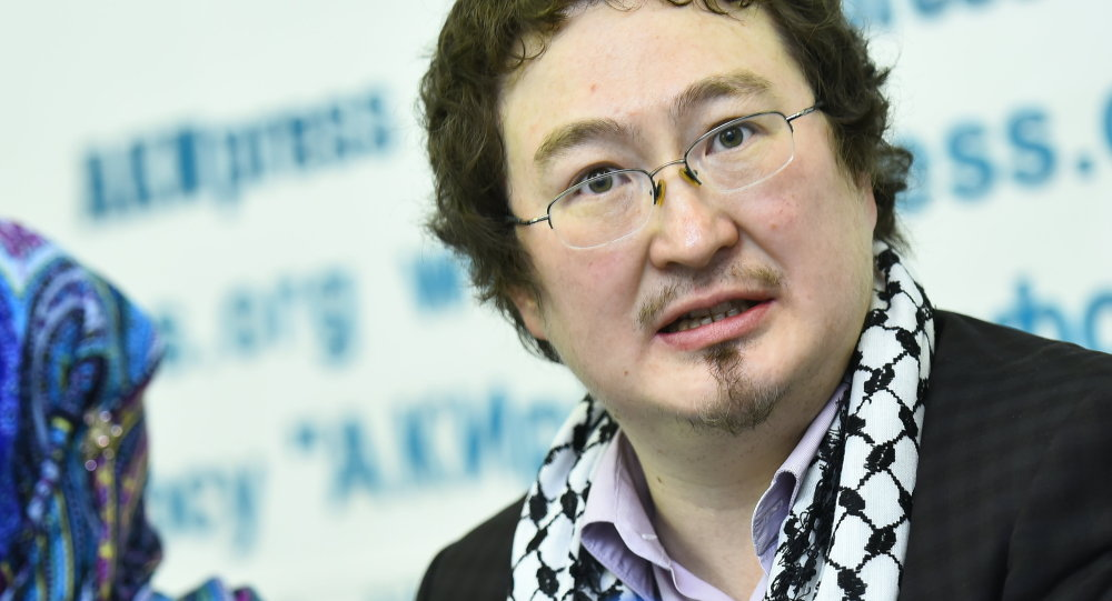 Директор независимого аналитического центра Религия, право и политика Кадыр Маликов. Архивное фото