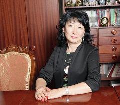 Директор АУВК №6 Айгуль Шимова