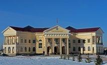 Здание Генеральной прокуратуры в Бишкеке. Архивное фото