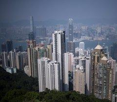 Гонконг шаары. Архив