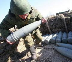 Тактические учения ракетных войск и артиллерии береговых войск Балтийского флота