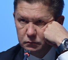 Годовое собрание акционеров ОАО Газпром в Москве