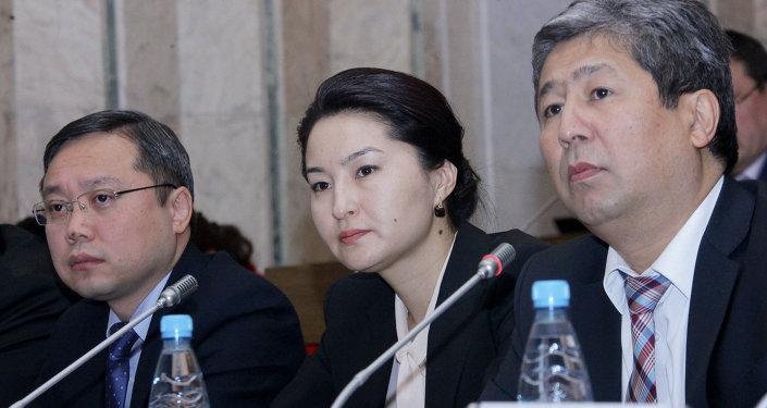 Заседание фракции СДПК