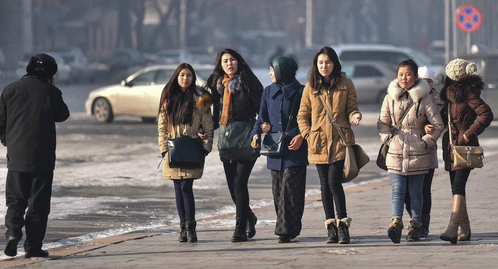 Город Бишкек