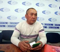 Таалайбек Абдрахманов